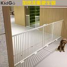 寵物圍欄 74~400公分可延長可加高 貓護欄 狗狗門欄 狗柵欄 嬰兒門欄 隔離欄加長 多功能圍欄