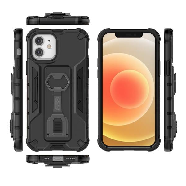 蘋果 iPhone 12 Pro Max 12 Mini iPhone 11 Pro Max 機械手臂 手機殼 全包邊 支架 防摔 保護殼