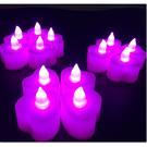 電子蠟燭燈求婚浪漫套餐 婚慶表白生日