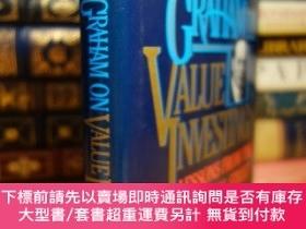 二手書博民逛書店Benjamin罕見Graham on Value Investing : Lessons from the De