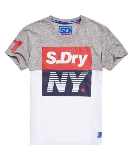 SUPERDRY 極度乾燥 SUPER DRY 男 當季最新現貨 T-SHIRT SUPERDRY ST1177