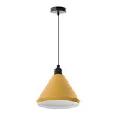 組 - 特力屋萊特 黑吊燈黃鐵燈罩