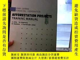 二手書博民逛書店AFFORRE罕見STATION PROJECTS TRAINI