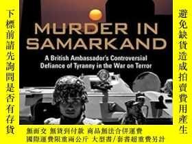 二手書博民逛書店Murder罕見In SamarkandY364682 Murray, Craig Mainstream Pu