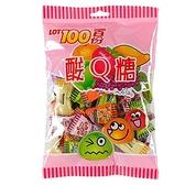 一百份酸Q糖200g【愛買】