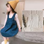 薄款棉質蕾絲上衣 內搭衣 橘魔法Baby magic 現貨 中童 女童 童裝