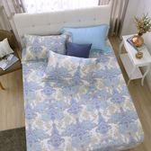床包枕套 雙人特大床包組 天絲300織 柏拉圖[鴻宇]台灣製2129