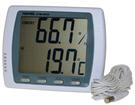 泰菱電子◆ DTM-303A 室內外二用大型顯示溫濕度計 溫溼度計 溫度計 TECPEL
