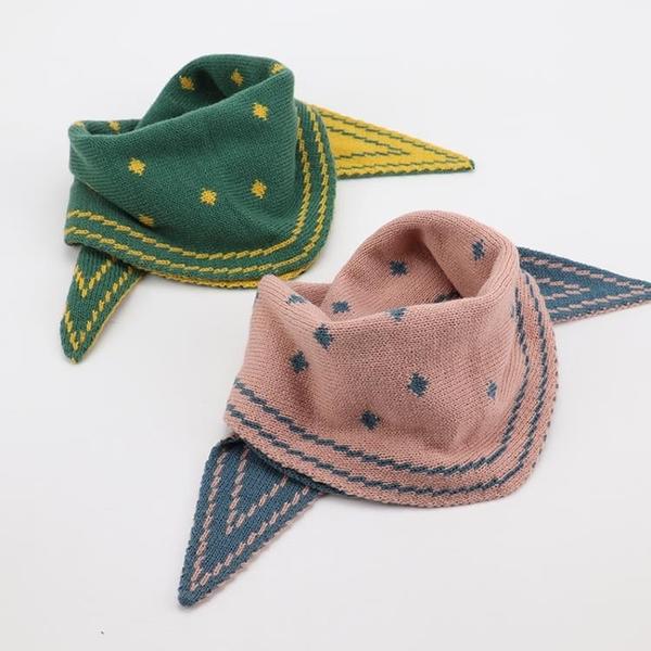 寶寶圍脖冬季保暖兒童圍巾