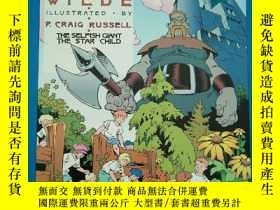 二手書博民逛書店FAIRY罕見TALES OF OSCAR WILDE ILLUSTRATED BY THE SELFISH GI