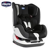 【加碼2禮送保護墊+玩具熊】chicco-Seat up 012 Isofix安全汽座-搖滾黑