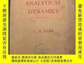 二手書博民逛書店A罕見Treatise in analytical dynami