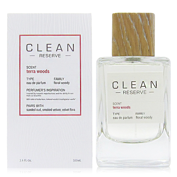CLEAN RESERVE Terra Woods 大地森林淡香精 100ml [QEM-girl]