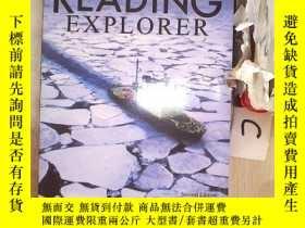 二手書博民逛書店READING罕見EXPLORER 2 閱讀資源管理器2(480)Y203004