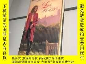 二手書博民逛書店love罕見is my reason (精裝 外文原版)Y197691 love is my reason l