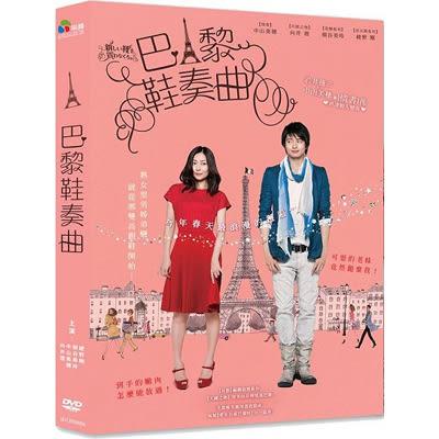 巴黎鞋奏曲DVD 中山美穗/向井理