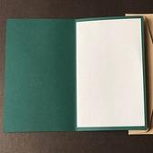 【BlueCat】萬用賀卡純白內頁(單張款) 卡片 祝福卡 內頁 可書寫