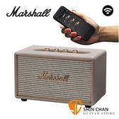 Marshall Acton Wifi 音響 Multi-Room 無線喇叭Wi-Fi / 藍芽喇叭 經典音箱 造型 / 台灣公司貨 白 Acton WIFI