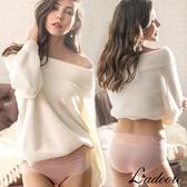 內褲 Ladoore 甜美果實 高質感精品歐式小褲(粉)
