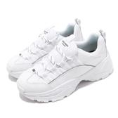 Skechers 休閒鞋 Kozmiks 1.0 白 女鞋 反光 護士鞋 老爹鞋【PUMP306】 13410WHT