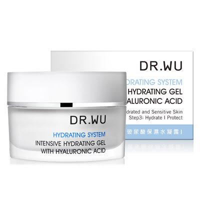 素晴館 Dr. Wu 玻尿酸保濕水凝露(30ml)