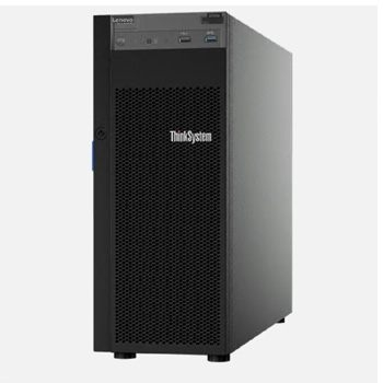 【加購1.2TB SAS*2】Lenovo ST250 (7Y45A014CN) 2.5吋熱抽伺服器【Intel Xeon E-2104G / 8GB / Raid-0.1.10.5】