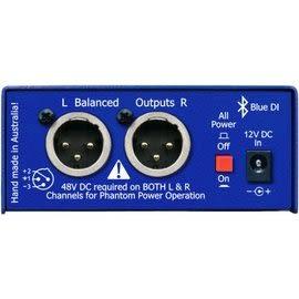 澳洲 ARX Blue DI 專業 Direct Box 錄音室等級 訊號轉換器 總代理公司貨