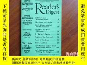 二手書博民逛書店Reader s罕見Digest Large-Type Edit