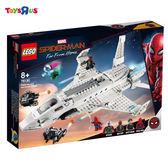 樂高 LEGO 76130 蜘蛛人 Stark Jet and the Drone Attack