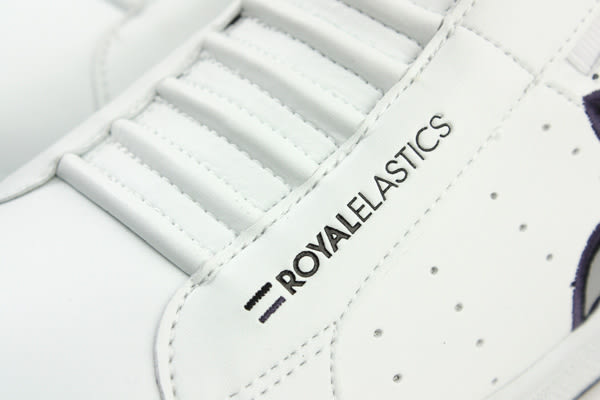 ROYAL ELASTICS 懶人鞋 休閒鞋 舒適 好穿 白色 男鞋 02273-089 no558