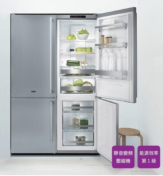 【得意家電】ASKO 瑞典賽寧 RFN2386SR/L(右開型/左開型) 清新空氣冰箱 能源效率第一級 ※ 熱線07-7428010