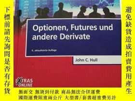 二手書博民逛書店Optionen罕見Futures andere DerivateY320646 John C.Hull 不祥