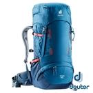 【德國 deuter】FOX拔熱背包 40+4L『藍/深藍』3611221 旅遊.戶外.後背包.手提包.雙肩背包.旅遊