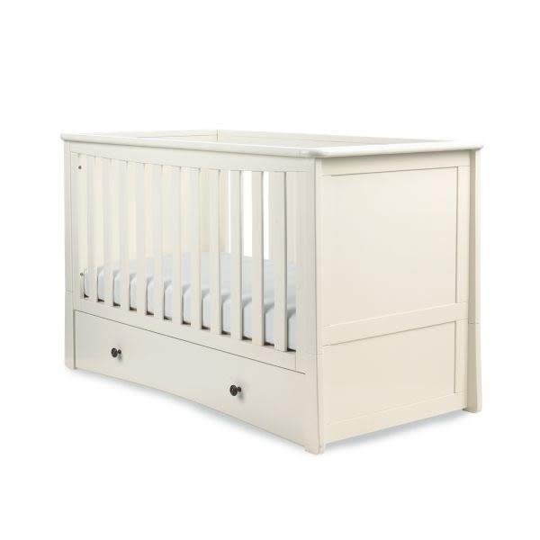 mothercare Harrogate  Cot Bed 哈洛蓋特大床(商品不含床墊)-杏白