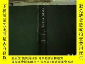 二手書博民逛書店POISONING罕見SECOND EDITION 中毒第二版(