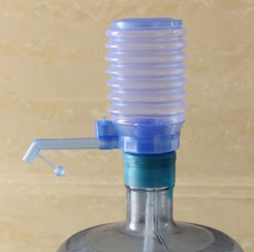[協貿國際]  抽水器桶裝水壓水器礦泉水吸水器按壓泵 (3個價)