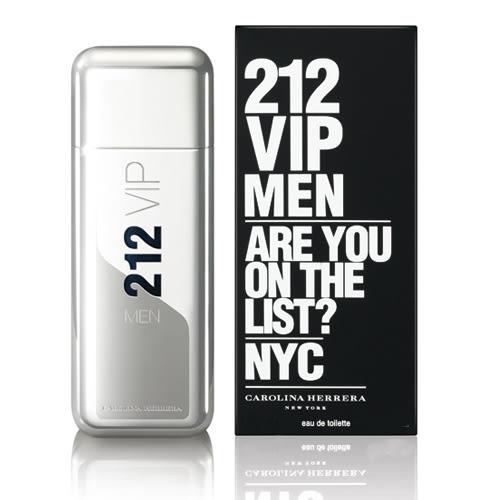 Carolina Herrera 212 VIP男性淡香水 50ML 【UR8D】