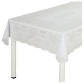防水加工蕾絲桌布 NT-100 120×150 NITORI宜得利家居