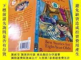 二手書博民逛書店best罕見stories for eight year old八歲的最佳故事Y200392