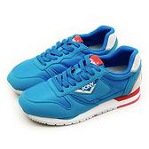 LIKA夢  PONY  經典復古慢跑鞋 PONY 72系列 藍紅灰 51W1RR63RB 女 6折好康