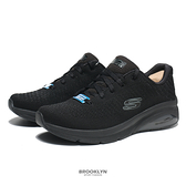 SKECHERS 慢跑鞋 EXTREME 2.0 CLASSIC VIBE 全黑 氣墊 休閒鞋 女 (布魯克林) 149645BBK