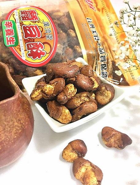 Aji廣濟堂藥膳蠶豆酥300g(辣味)