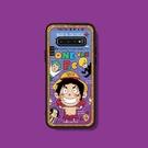 三星卡通海賊王手機殼 SamSung Note 10 Plus手機套 S8/S9/N8/N9三星保護套 S10/S10e/S10 Plus保護殼