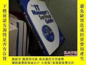 二手書博民逛書店The罕見IT Manager s Survival Guide