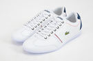 LACOSTE 男鞋 白色 MISANO SPORT 118 1 CAM 皮革 - 鞋款( 35CAM0083-042) 18A