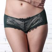 LADY 菲露莎系列 低腰平口褲(愛戀綠)
