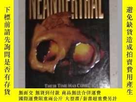 二手書博民逛書店英文原版罕見Neanderthal by John Darnto