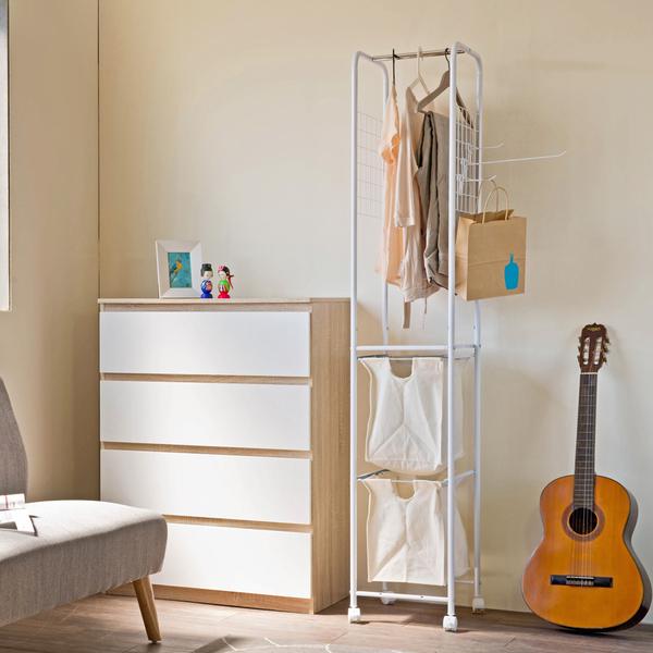 衣帽架 收納 【收納屋】日式簡約收納架& DIY組合傢俱