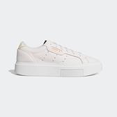 Adidas Originals Sleek Super W [EE4505] 女鞋 運動 休閒 復古 愛迪達 白粉