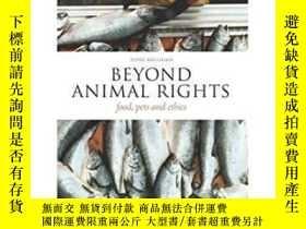 二手書博民逛書店Beyond罕見Animal Rights-超越動物權利Y436638 Tony Milligan Conti